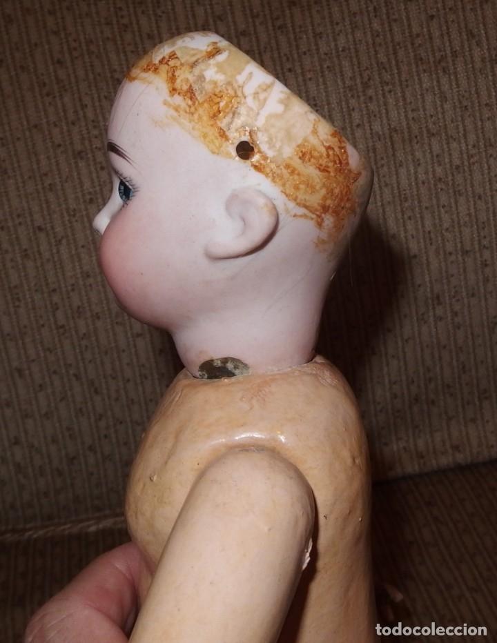 Muñecas Porcelana: MUÑECA BLEUETTE,SFBJ,PARA EL MERCADO FRANCÉS,PPIO DEL S.XX - Foto 9 - 134087022