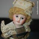 Muñecas Porcelana: MUÑECA FRANCESA SFBJ 60 BOCA CERRADA. Lote 135899666