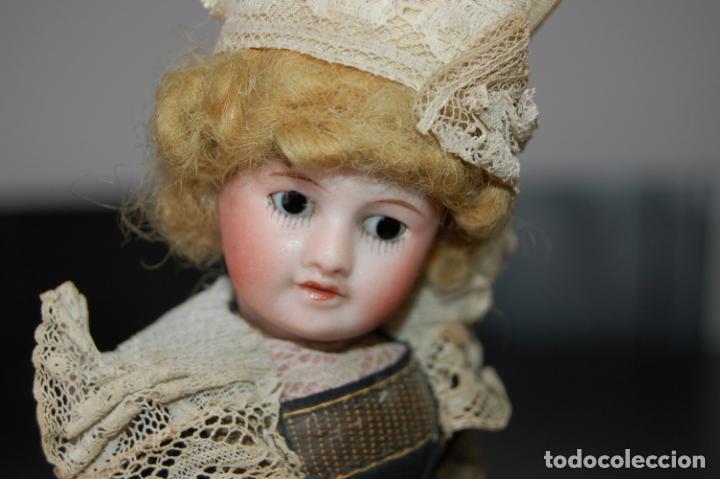 Muñecas Porcelana: muñeca francesa sfbj 60 boca cerrada - Foto 2 - 135899666