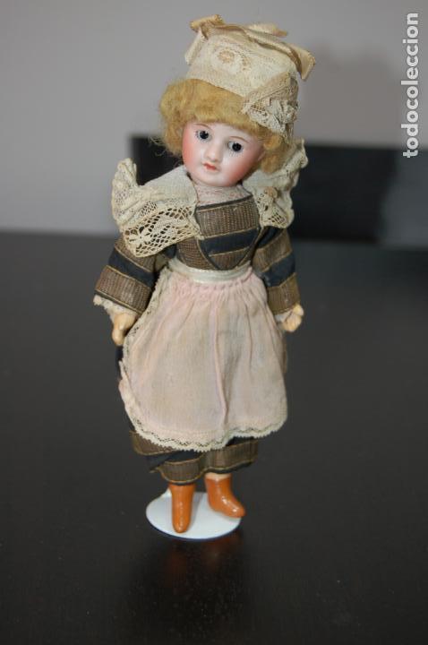 Muñecas Porcelana: muñeca francesa sfbj 60 boca cerrada - Foto 3 - 135899666