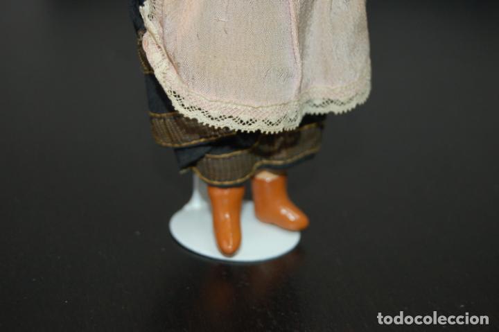 Muñecas Porcelana: muñeca francesa sfbj 60 boca cerrada - Foto 5 - 135899666