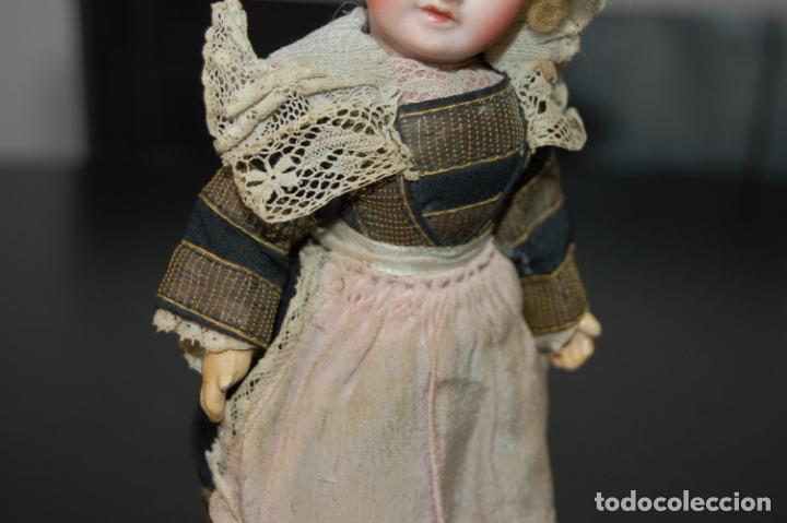 Muñecas Porcelana: muñeca francesa sfbj 60 boca cerrada - Foto 7 - 135899666