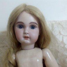 Muñecas Porcelana: MARAVILLOSA JUMEAU 1907 TAMAÑO 9. Lote 136362954