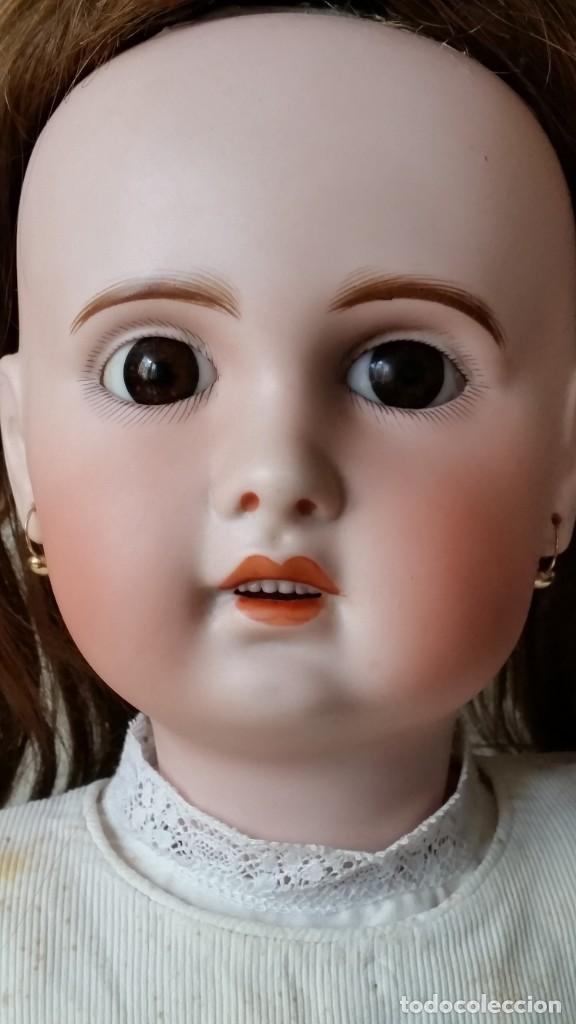 Muñecas Porcelana: MUÑECA FRANCESA SFBJ PARIS PPIO. S.XX DE 60 CM, - Foto 9 - 137898762