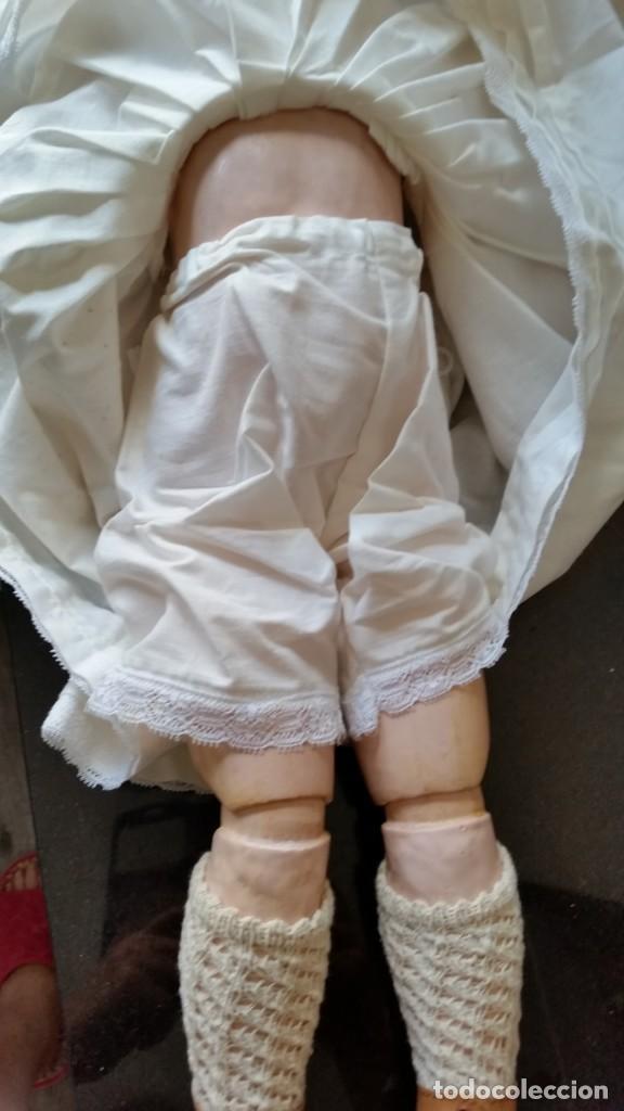 Muñecas Porcelana: MUÑECA FRANCESA SFBJ PARIS PPIO. S.XX DE 60 CM, - Foto 10 - 137898762