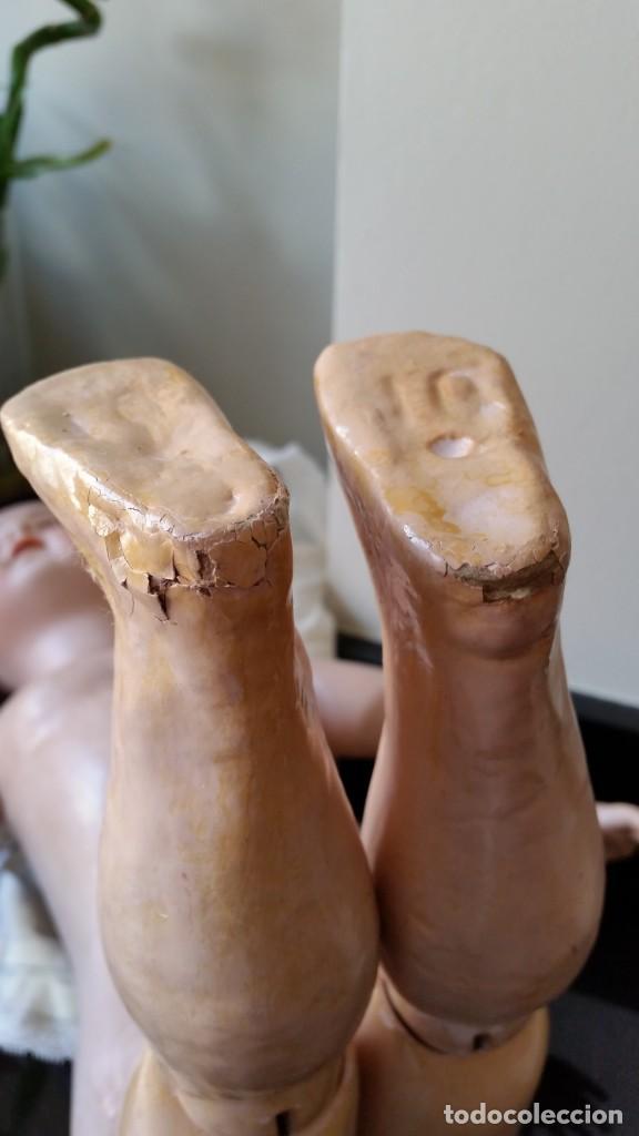 Muñecas Porcelana: MUÑECA FRANCESA SFBJ PARIS PPIO. S.XX DE 60 CM, - Foto 11 - 137898762
