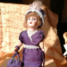 Muñecas Porcelana: ANTIGUA MUÑECA DE PORCELANA DE 1920. Lote 137994994