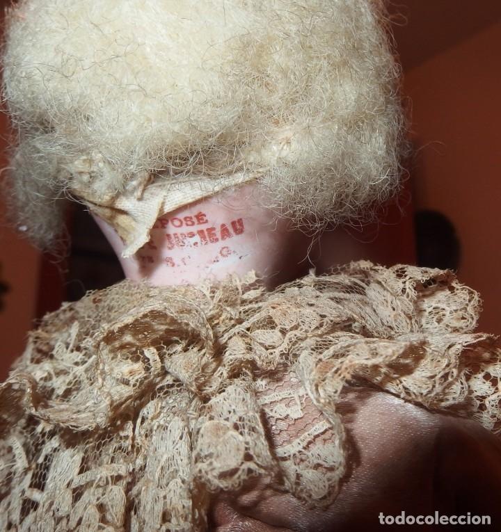 Muñecas Porcelana: AUTÓMATA VICHY,TETE JUMEAU,TROVADOR,FRANCE,FINALES DEL S.XIX,FUNCIONANDO - Foto 11 - 138960186