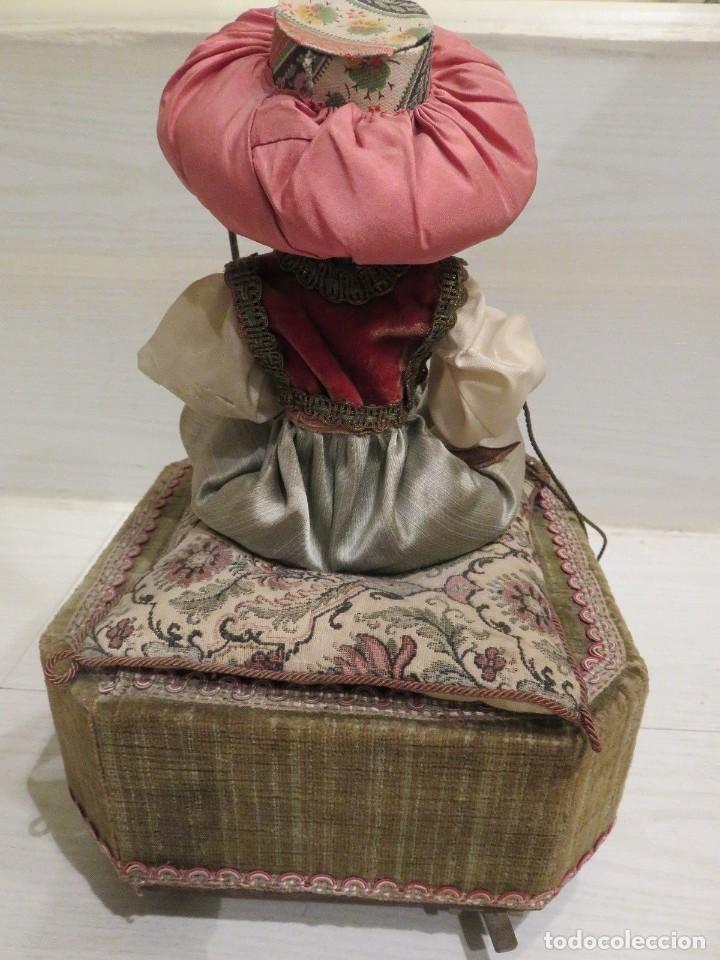 Muñecas Porcelana: ESPECTACULAR AUTOMATA FRANCES EL FUMADOR DE FARKAS 1940 - Foto 4 - 139484038