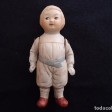 Muñecas Porcelana: BONITO MUÑECO DE PORCELANA ANTIGUO. Lote 147272357