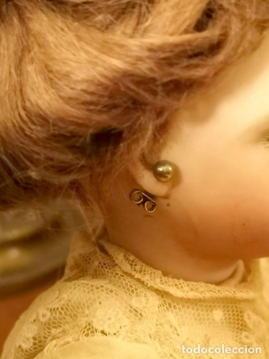 Muñecas Porcelana: MUÑECA J. STEINER - J. BOURGOIN. PORCELANA. PARLANTE. FRANCIA. FINALES S. XIX - Foto 6 - 141734898