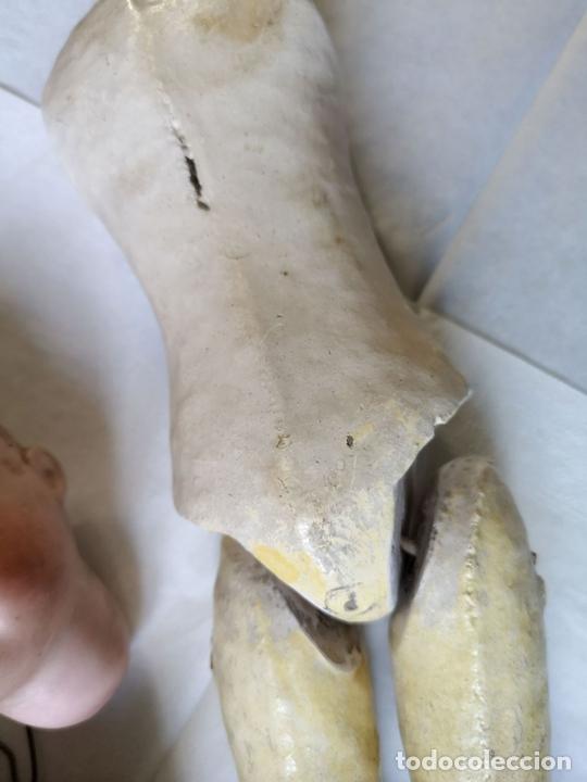 Muñecas Porcelana: MUÑECA. PORCELANA. NECESITA RESTAURACIÓN. FRANCIA. FINALES S. XIX - Foto 3 - 143397838