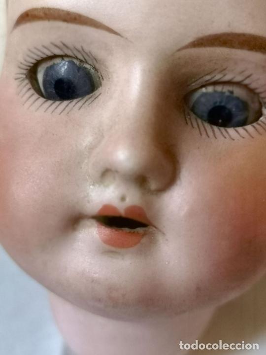 Muñecas Porcelana: MUÑECA. PORCELANA. NECESITA RESTAURACIÓN. FRANCIA. FINALES S. XIX - Foto 11 - 143397838