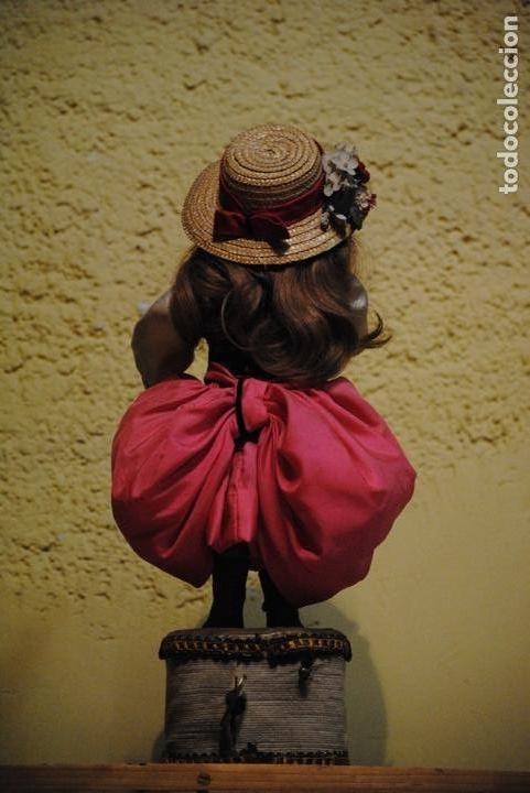 Muñecas Porcelana: Muñeca autómata Jumeau - Foto 5 - 144293582