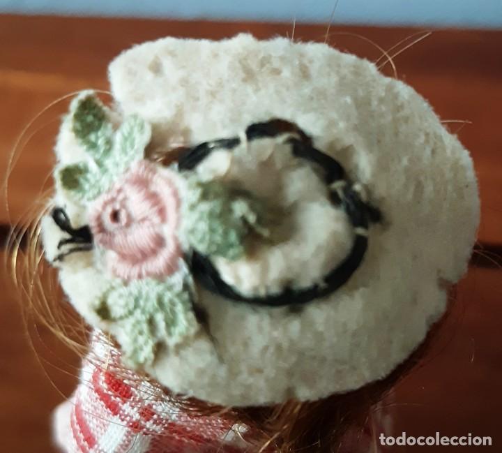Muñecas Porcelana: Preciosa muñeca antígua para casa de muñecas - Foto 3 - 144531006