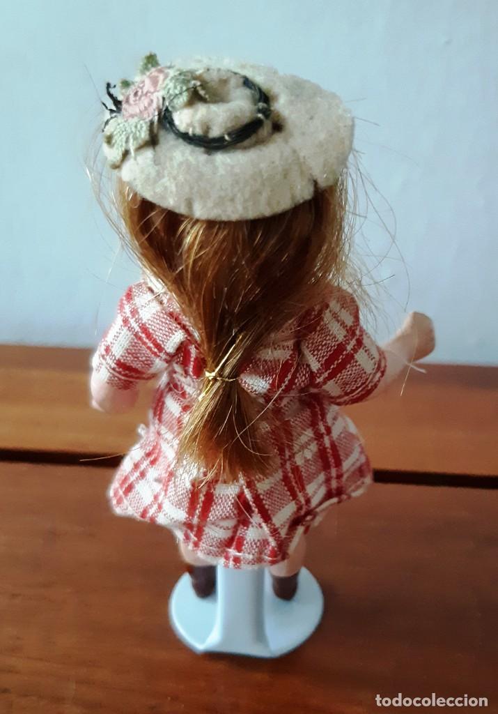 Muñecas Porcelana: Preciosa muñeca antígua para casa de muñecas - Foto 7 - 144531006