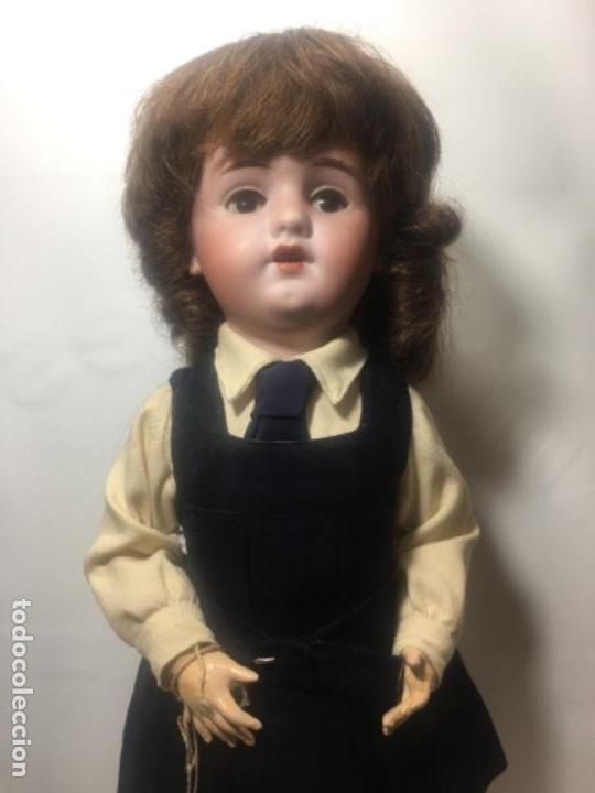 Muñecas Porcelana: Excelente muñeca de limoges original de 1910/1920 - Foto 3 - 145330398