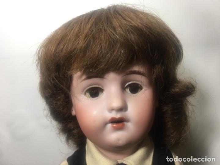 Muñecas Porcelana: Excelente muñeca de limoges original de 1910/1920 - Foto 5 - 145330398