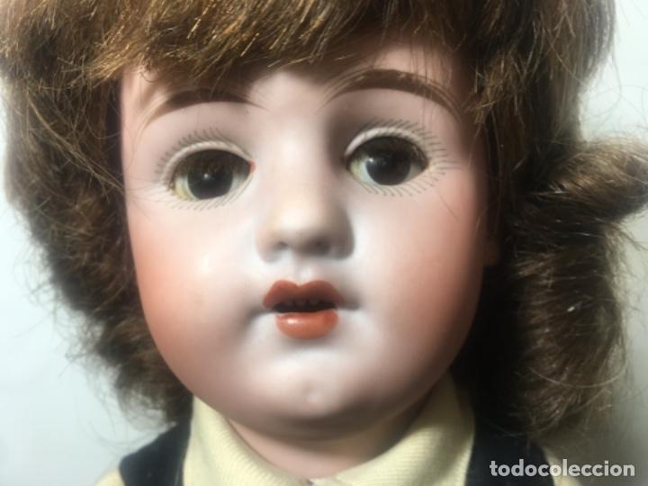 Muñecas Porcelana: Excelente muñeca de limoges original de 1910/1920 - Foto 6 - 145330398