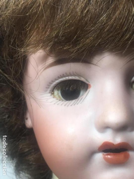 Muñecas Porcelana: Excelente muñeca de limoges original de 1910/1920 - Foto 7 - 145330398