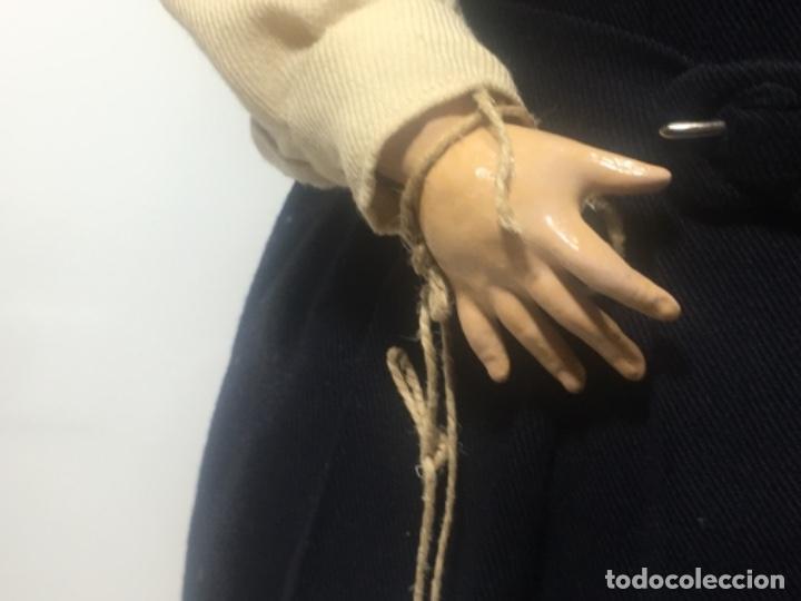 Muñecas Porcelana: Excelente muñeca de limoges original de 1910/1920 - Foto 11 - 145330398