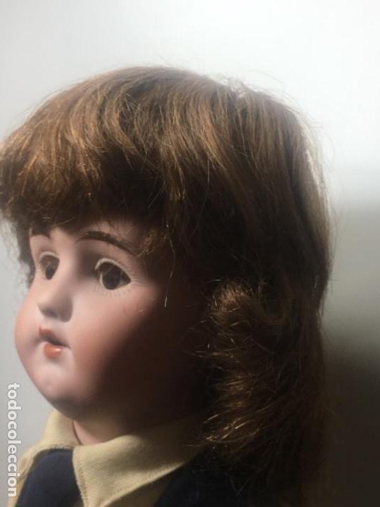 Muñecas Porcelana: Excelente muñeca de limoges original de 1910/1920 - Foto 12 - 145330398