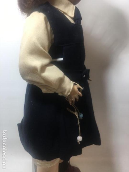 Muñecas Porcelana: Excelente muñeca de limoges original de 1910/1920 - Foto 17 - 145330398