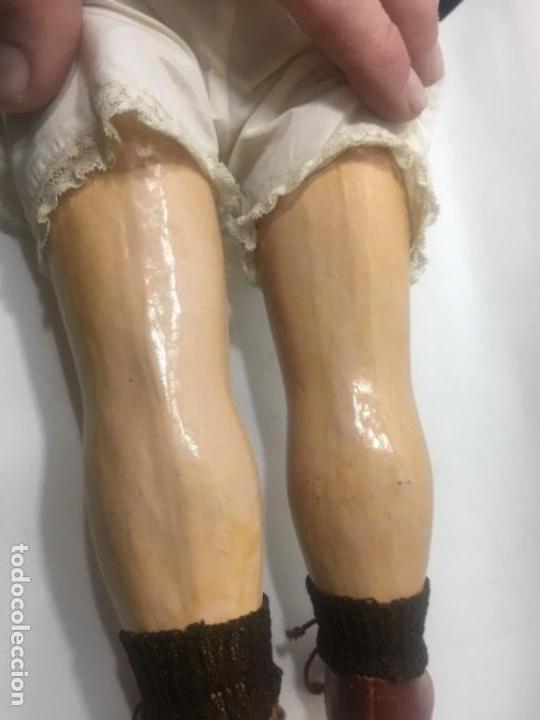 Muñecas Porcelana: Excelente muñeca de limoges original de 1910/1920 - Foto 31 - 145330398