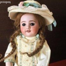 Muñecas Porcelana: MUÑECA SFBJ 60 55 CM CUERPO ORIGINAL ARTICULADO. Lote 146518546
