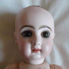 Muñecas Porcelana: FANTÁSTICA MUÑECA TÊTE JUMEAU DE BOCA CERRADA EN DIFÍCIL TALLA 5. Lote 151269090