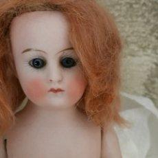 Muñecas Porcelana: ANTIGUA MUÑECA DE BISCUIT MIGNONETTE SIGLO XIX. Lote 155630729