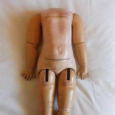 Muñecas Porcelana: CUERPO DE MUÑECA FRANCESA JUMEAU, ORIGINAL ANTIGUO, 45 CM.. Lote 155768038