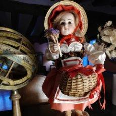 Muñecas Porcelana: MUÑECA AUTÓMATA JUMEAU. Lote 144293582