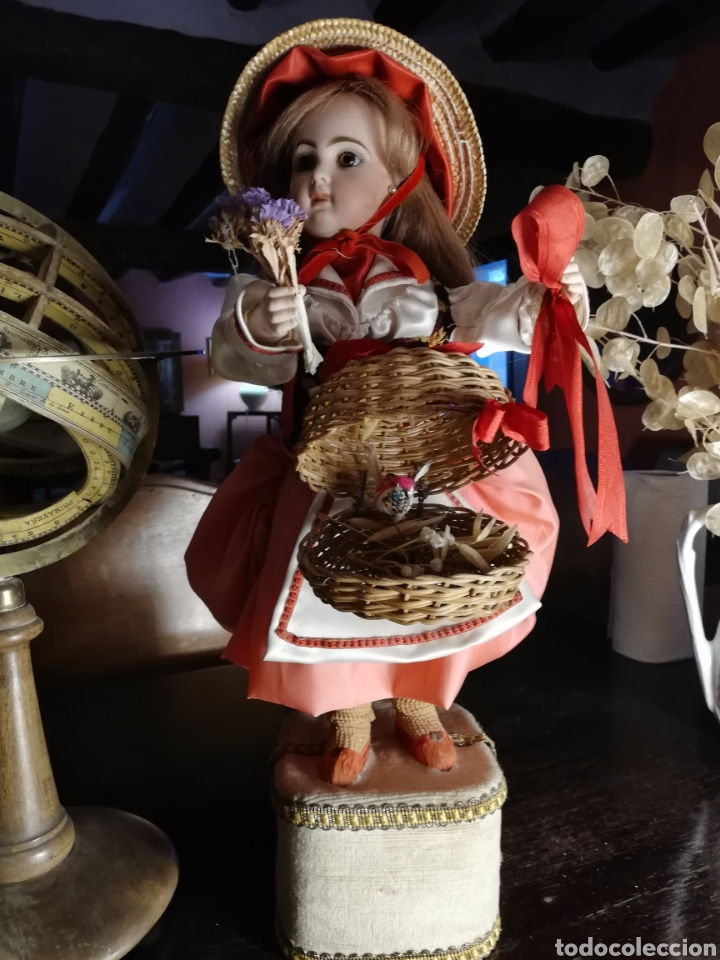 Muñecas Porcelana: Muñeca autómata Jumeau - Foto 6 - 144293582