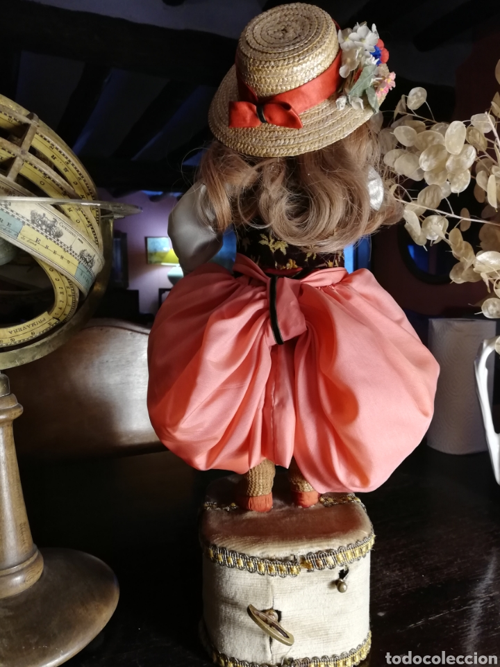 Muñecas Porcelana: Muñeca autómata Jumeau - Foto 7 - 144293582