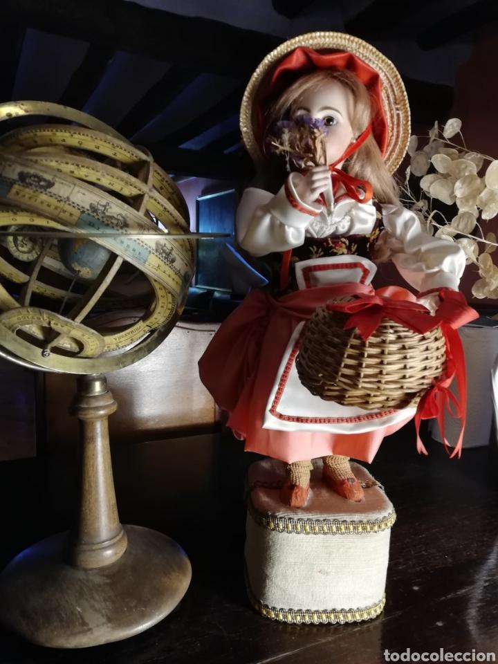 Muñecas Porcelana: Muñeca autómata Jumeau - Foto 8 - 144293582