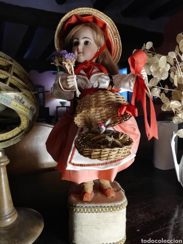 Muñecas Porcelana: Muñeca autómata Jumeau - Foto 9 - 144293582