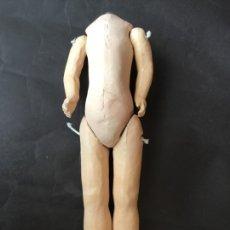 Muñecas Porcelana: CUERPO ORIGINAL DE MUÑECA FRANCESA 31 CM.. Lote 161254033