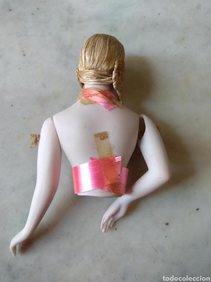 Muñecas Porcelana: Bonito Torso Muñeca de Porcelana - Probablemente Bombonera - - Foto 8 - 162123842