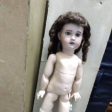 Muñecas Porcelana: MUÑECA JUMEAU - S.F.B.J. EN CAJA ORIGINAL. Lote 163858624