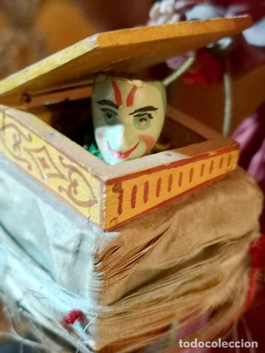 Muñecas Porcelana: MAGA AUTÓMATA. POSIBLEMENTE RENOU-JUMEAU. PORCELANA. FRANCIA. FINALES S. XIX - Foto 12 - 167903234