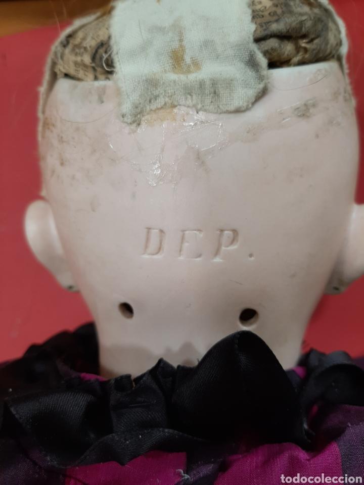 Muñecas Porcelana: MUÑECA ANTIGUA JUMEAU D.E.P. TALLA 11 DE 63 CM. PARA RESTAURAR. - Foto 5 - 168056713