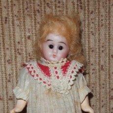 Muñecas Porcelana: MIGNONETTE,PORCELANA,FRANCE,PRINCIPIO DE SIGLO XX. Lote 170580020