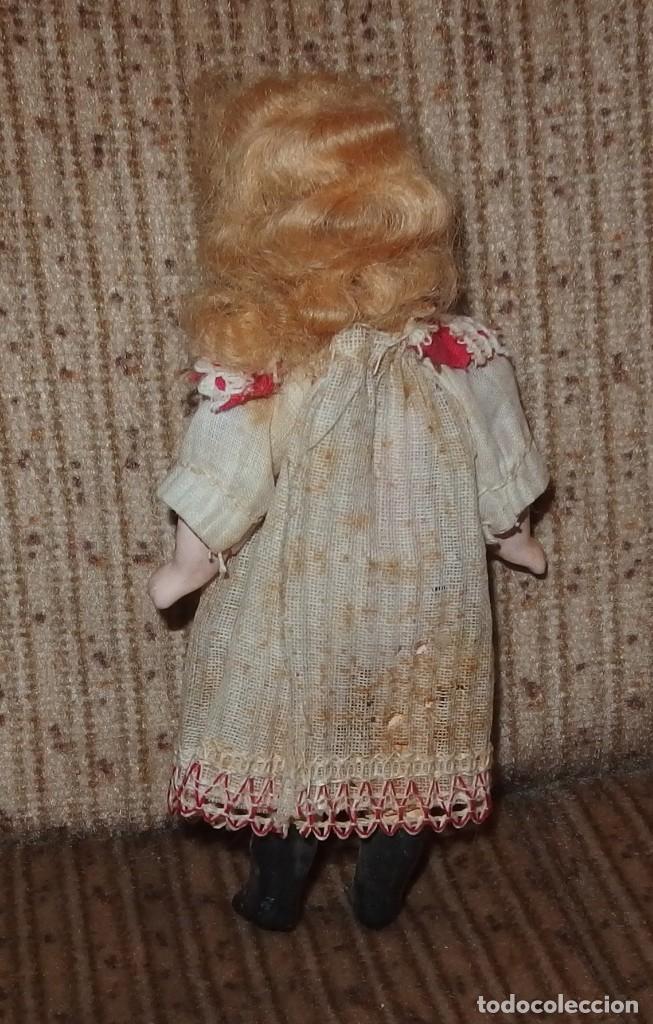Muñecas Porcelana: MIGNONETTE,PORCELANA,FRANCE,PRINCIPIO DE SIGLO XX - Foto 2 - 170580020