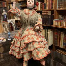 Muñecas Porcelana: MUÑECA AUTOMATA S.XIX. . Lote 170651050