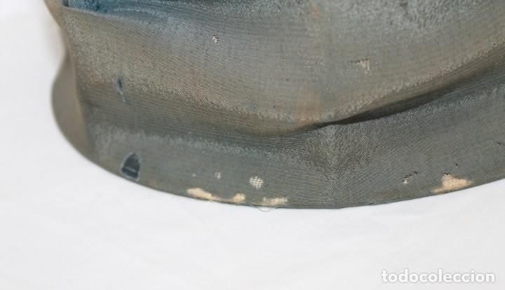Muñecas Porcelana: MUÑECA LÁMPARA EN PORCELANA BISCUIT POLICROMADA CON VESTIDO DE PRINCIPIOS DEL SIGLO XX - Foto 8 - 174244172
