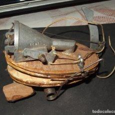 Muñecas Porcelana: MECANISMO DE LLORO,DE MUÑECA BEBÉ JUMEAU,PORCELANA,FRANCE,SIGLO XIX. Lote 175208568