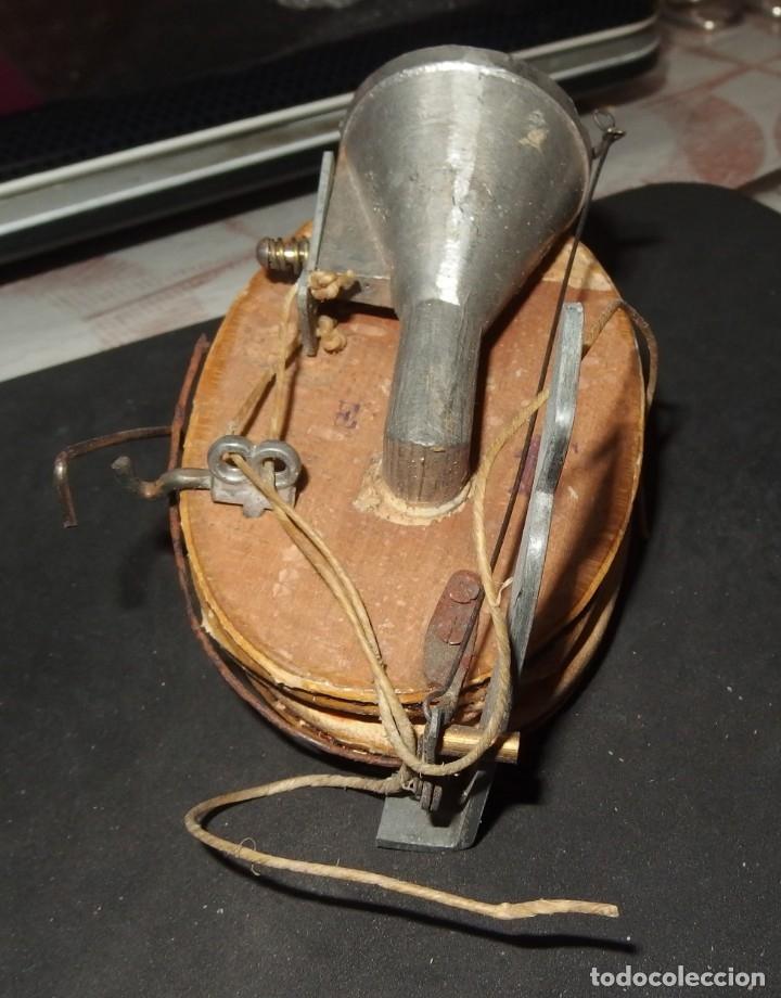 Muñecas Porcelana: MECANISMO DE LLORO,DE MUÑECA BEBÉ JUMEAU,PORCELANA,FRANCE,SIGLO XIX - Foto 4 - 175208568