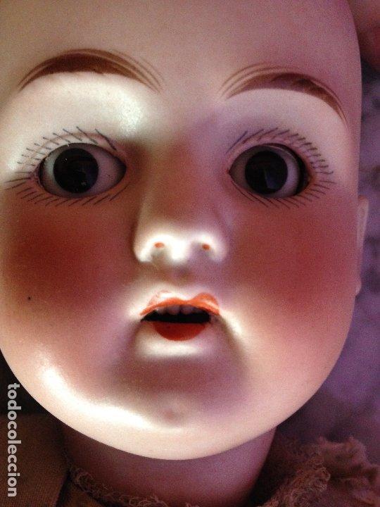 Muñecas Porcelana: MUÑECA MARCA ANCLA PRINCIPIOS DEL SIGLO XX - LEHMANN &CIA. - Foto 3 - 175903825