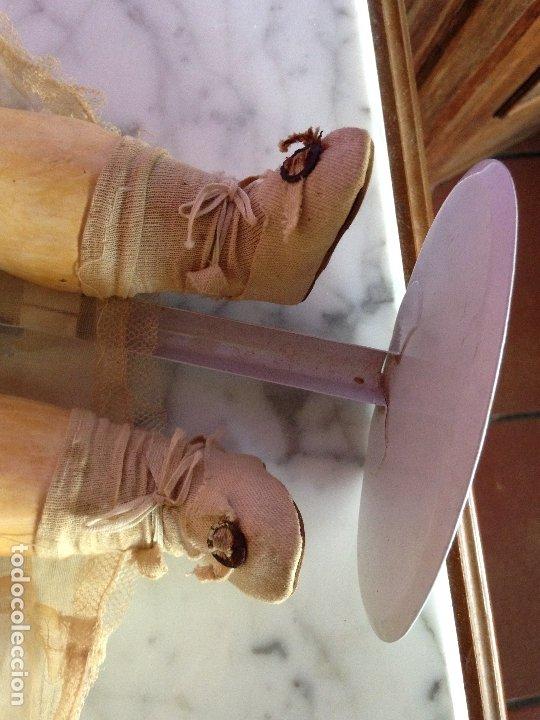 Muñecas Porcelana: MUÑECA MARCA ANCLA PRINCIPIOS DEL SIGLO XX - LEHMANN &CIA. - Foto 10 - 175903825